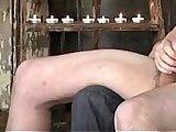 big cock, bondage, brownhair, dick, domination, fetish, gay, handjob