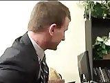 ass, fuck, gay, hardcore, haze him, massage, muscle, office