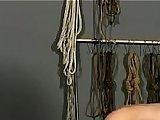 anal, bondage, brownhair, deepthroat, domination, fuck, gay, masturbation